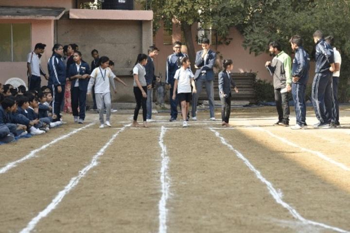 Gyan Vihar Co Education School-Sports Day