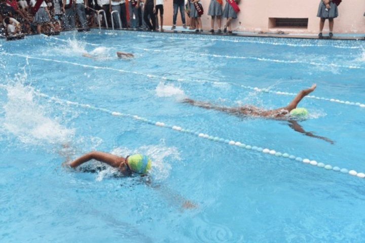 Gyan Vihar Co Education School-Swimming Pool