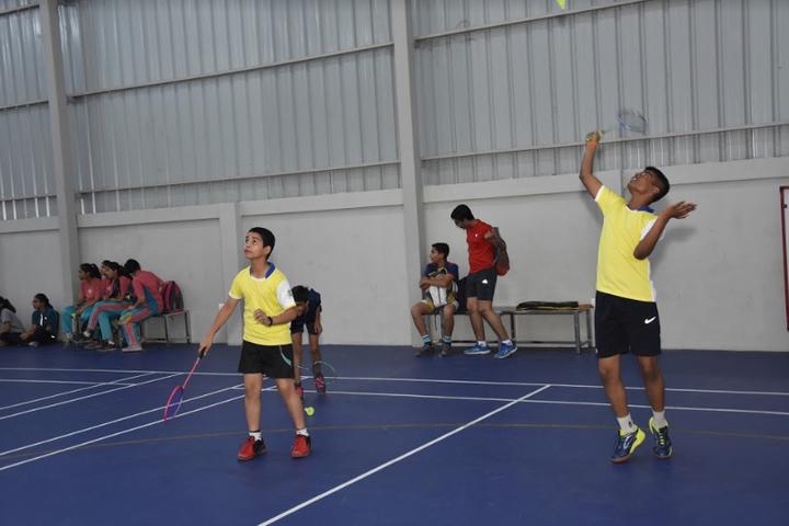 Gyan Vihar Co Education School-Tennis