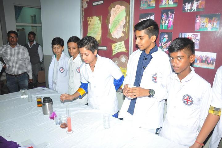 H L Convent School-Activity
