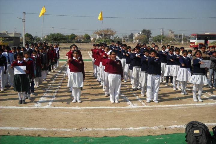 H L Convent School-Assembly