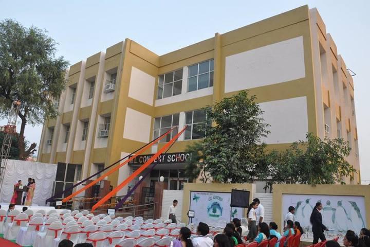 H L Convent School-Campus