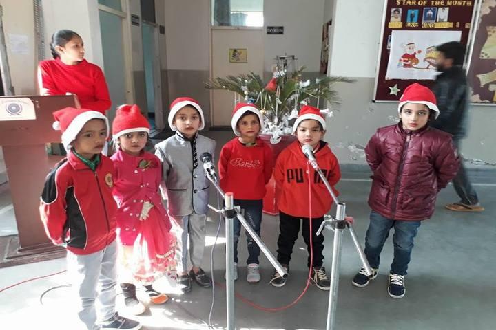 H L Convent School-Christmas Celebrations