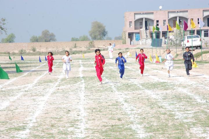 H L Convent School-Sports