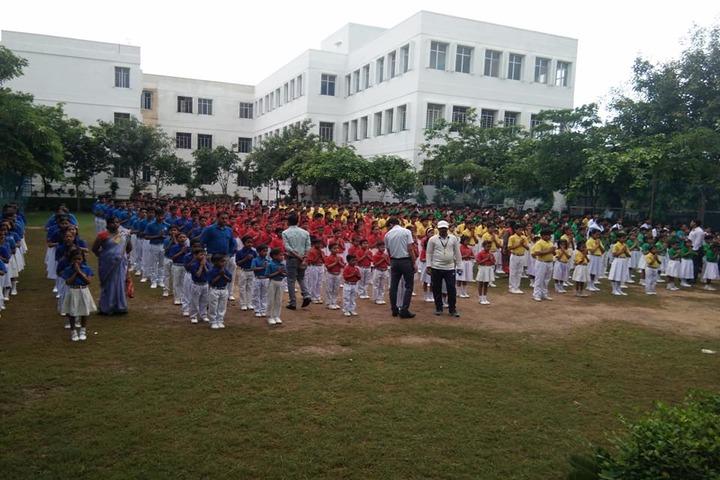 Hans International Senior Secondary School-Assembly