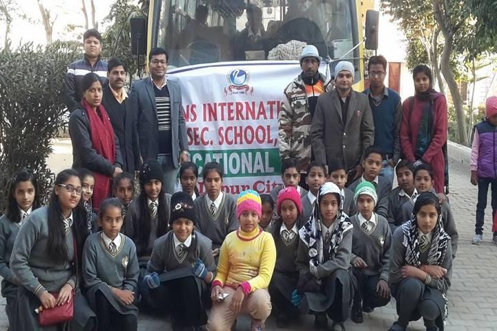 Hans International Senior Secondary School-Educational Tour