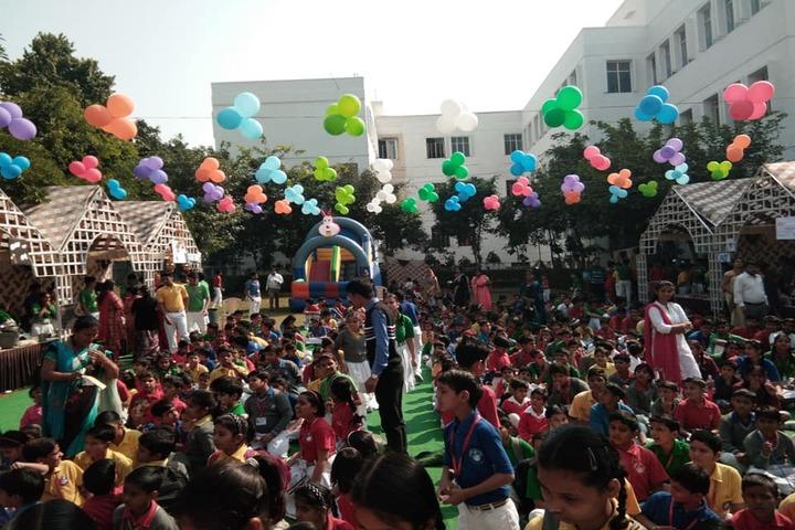 Hans International Senior Secondary School-Event