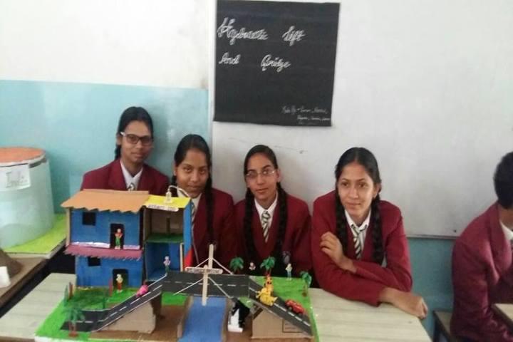 Hans International Senior Secondary School- Science Exhibition
