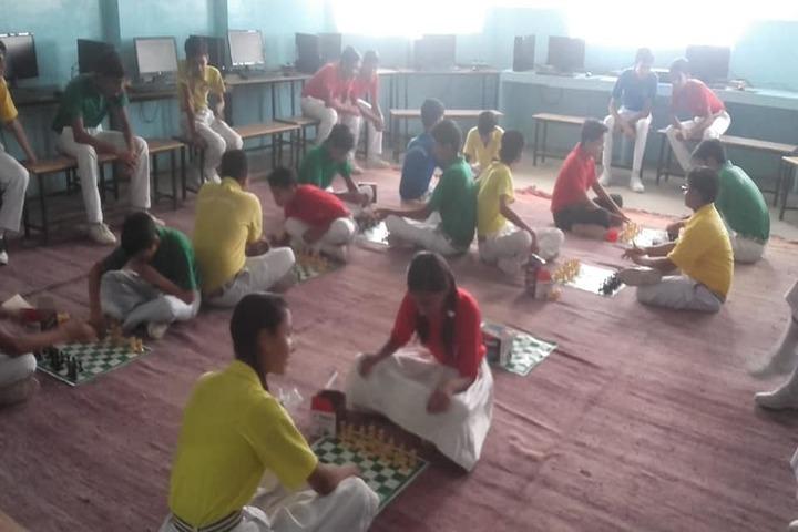 Hans International Senior Secondary School-Indoor Games