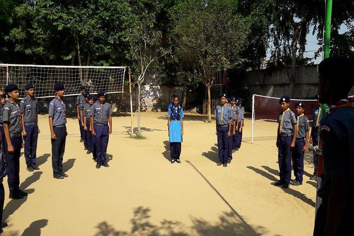 Hans International Senior Secondary School-Scouts