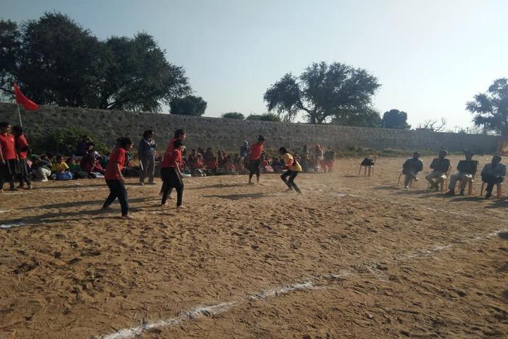 Hans International Senior Secondary School-Sports