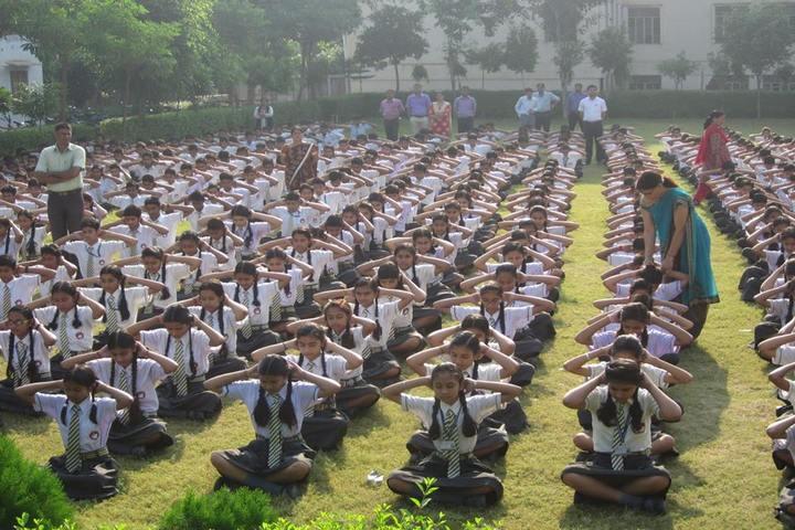 Hans International Senior Secondary School-Yoga