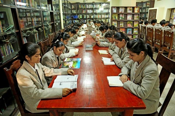 Happy Hours School-Library