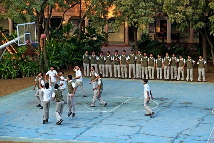 Happy Hours School-Basket ball