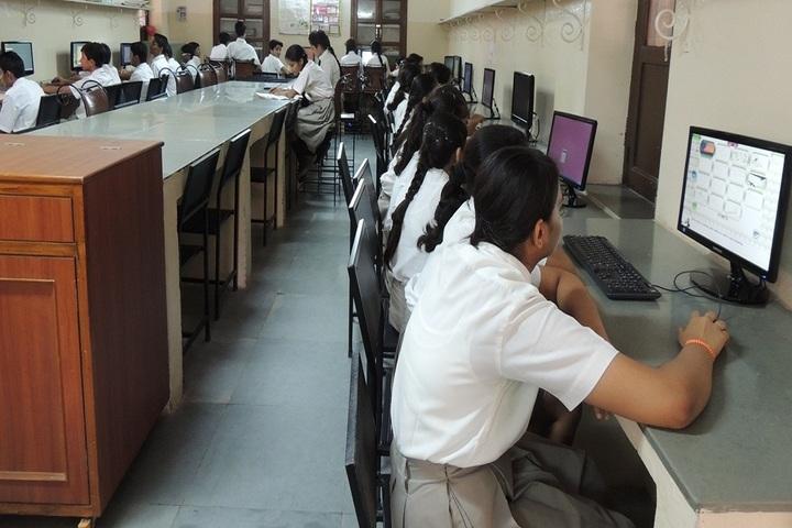 Happy Hours School-Computer lab