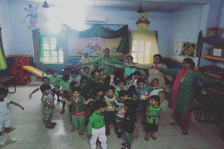 Happy Public School-Activity