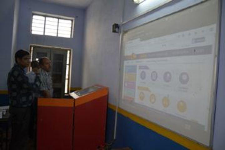 Happy Public School-Smart class