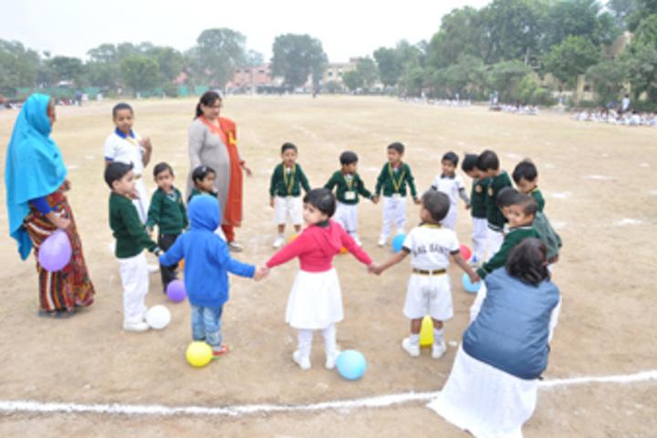 Happy Public School-Sports