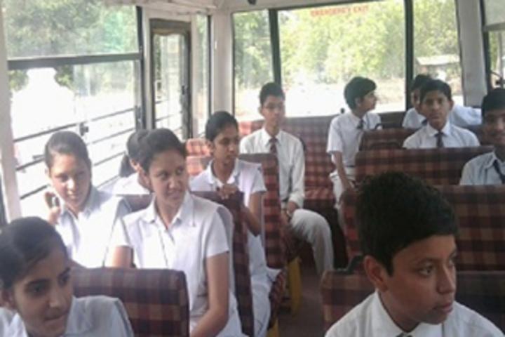 Happy Public School-Transport
