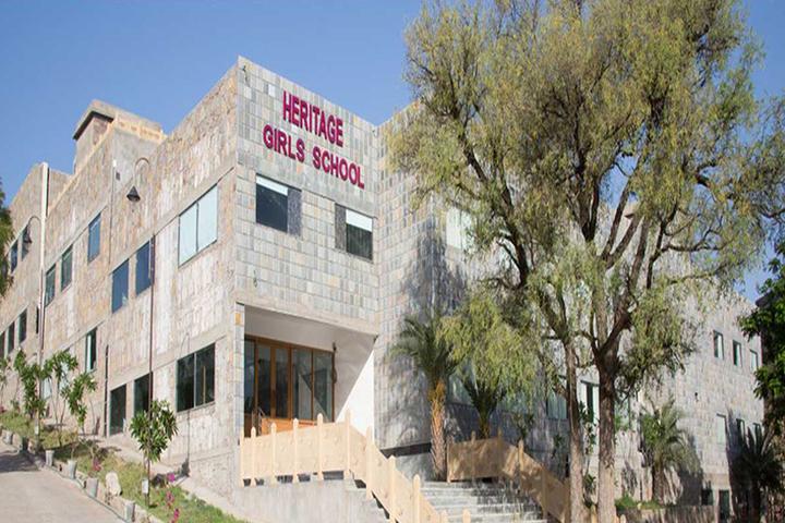 Heritage Girls School-School Building
