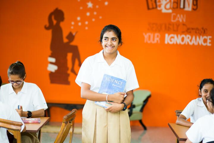 Heritage Girls School-Speech