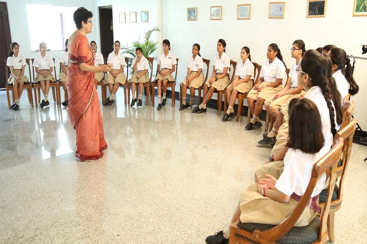Heritage Girls School-Workshop