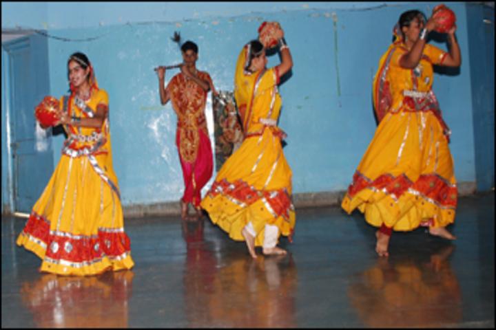 Hind Zinc School-Dance Room