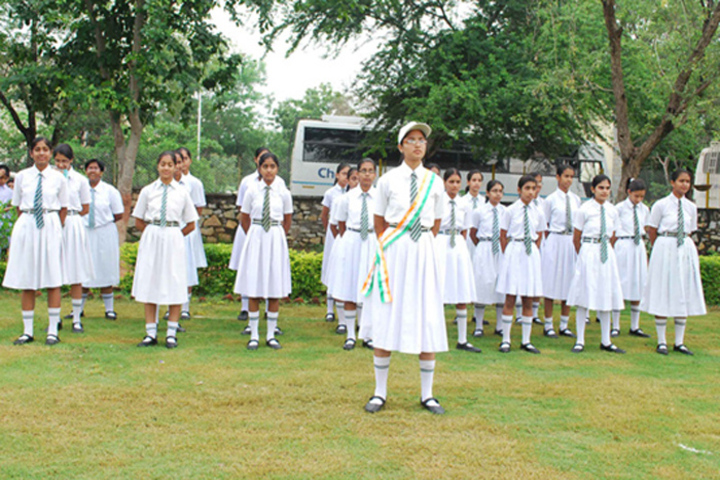 Hind Zinc School-Independence day