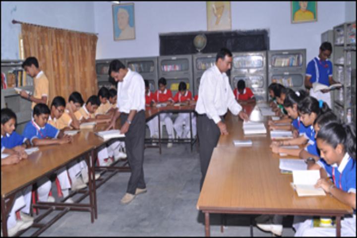 Hind Zinc School-Library