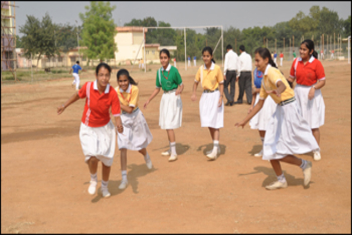 Hind Zinc School-Play ground