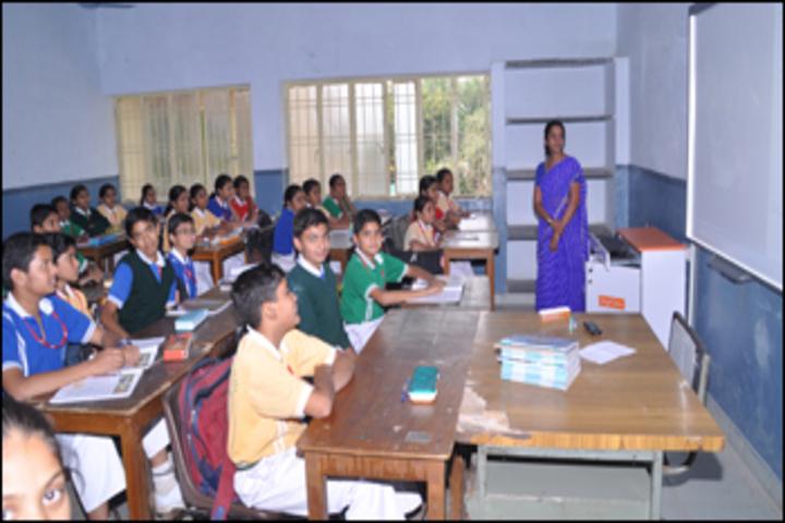 Hind Zinc School-Smart Classes