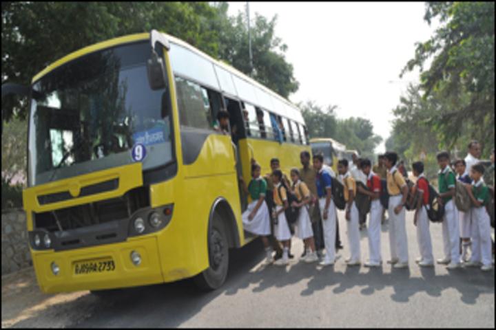 Hind Zinc School-Transport
