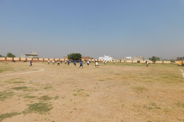 Holy Heights Convent  School-Play Ground
