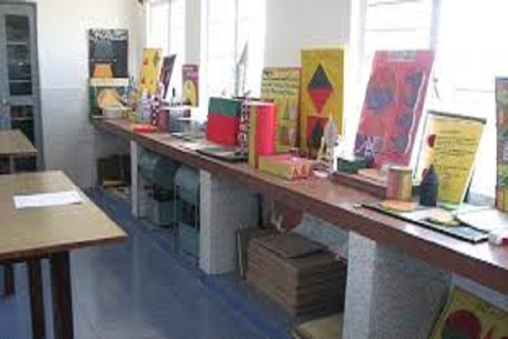 Holy Heights Convent School-Maths lab