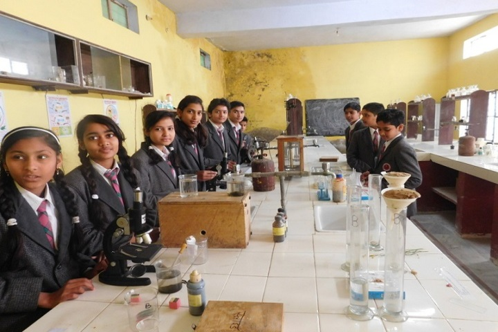 Holy Heights Convent School-Physics lab
