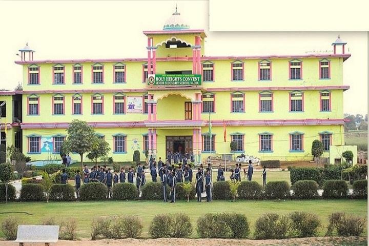 Holy Heights Convent School-School Building
