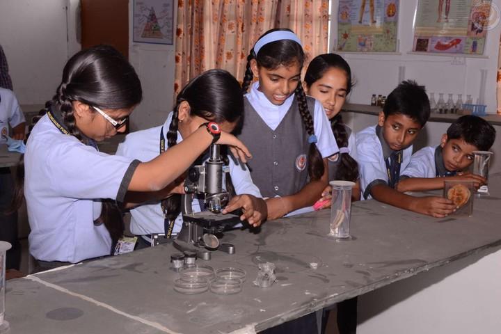 Hukum Chand Public School-Biology Lab