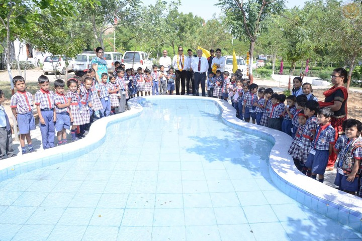 Hukum Chand Public School-Swimming Pool