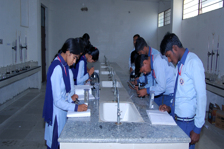 Ideal Public Senior Secondary School-Biology Lab