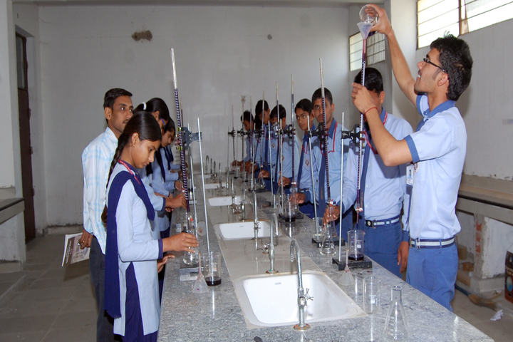 Ideal Public Senior Secondary School-Chemistry Lab
