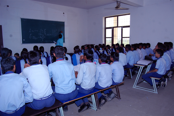 Ideal Public Senior Secondary School-Classroom