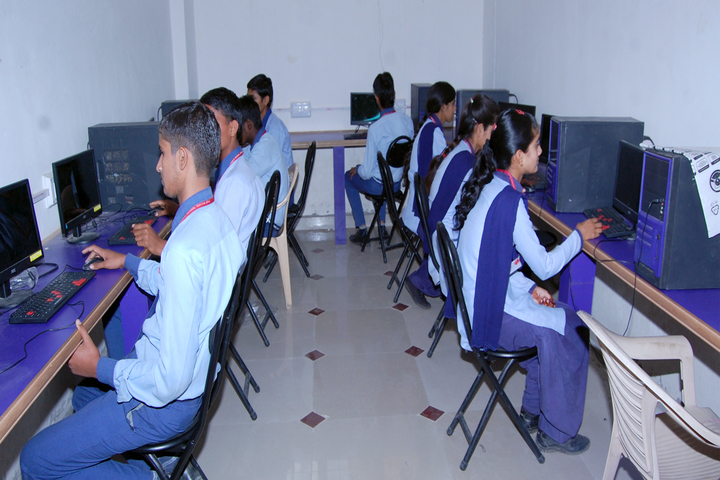 Ideal Public Senior Secondary School-Computer Lab