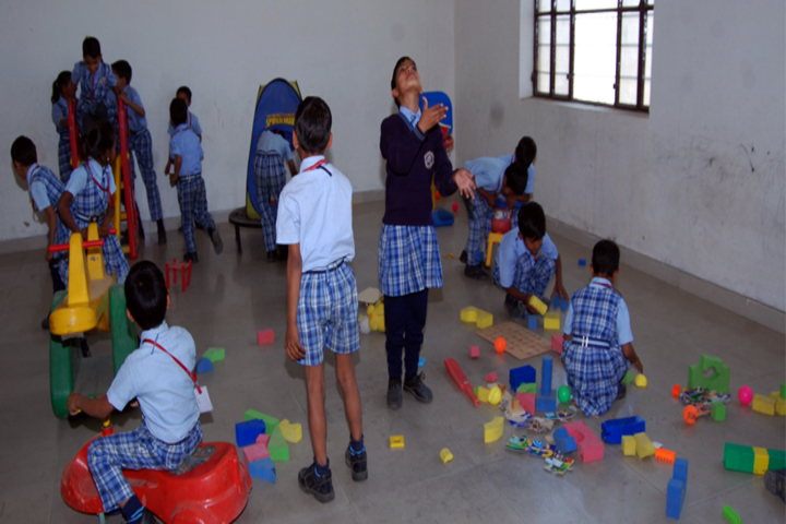 Ideal Public Senior Secondary School-Kids Play room