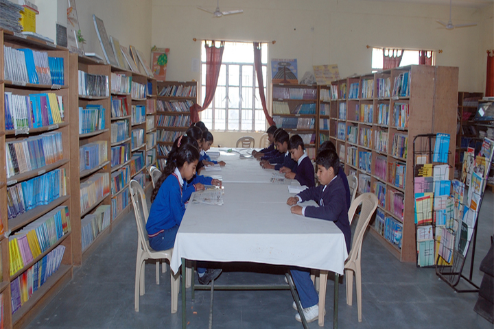 Ideal Public Senior Secondary School-Library