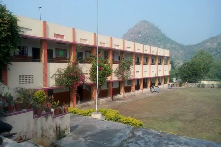 Immanuel Mission School-Campus