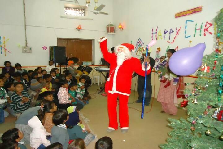 Immanuel Mission School-Christmas Celebrations