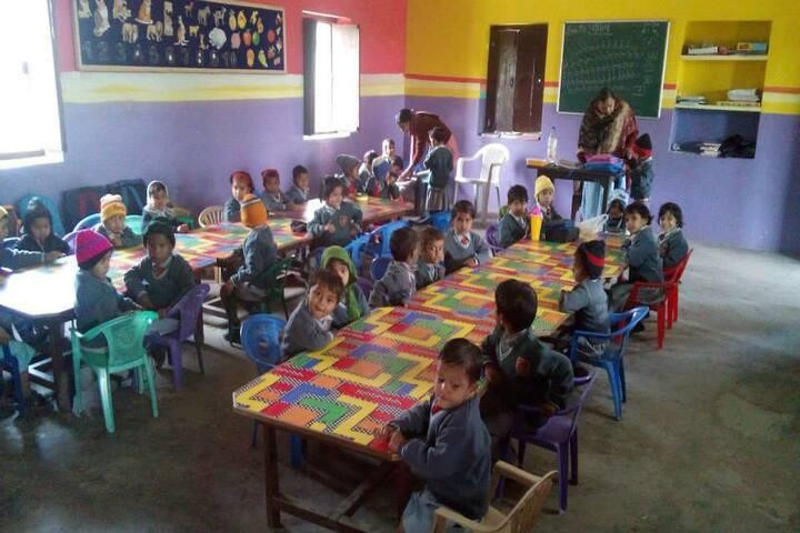 Immanuel Mission School-Classroom