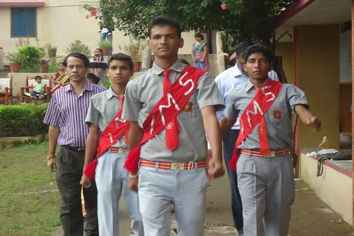 Immanuel Mission School-Investiture Ceremony
