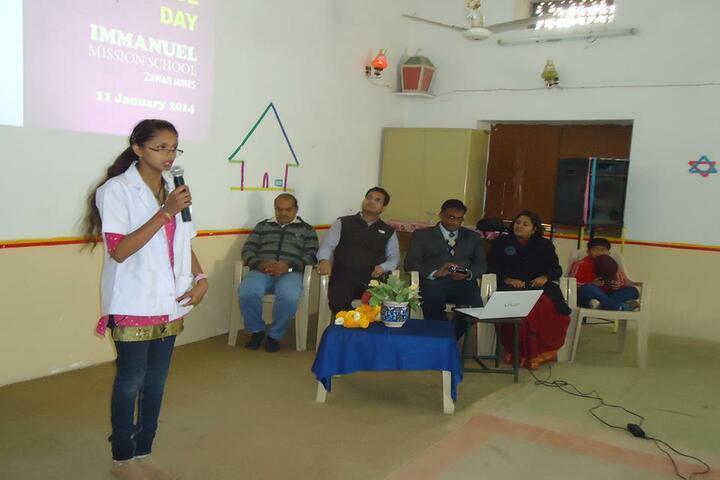 Immanuel Mission School-Seminar