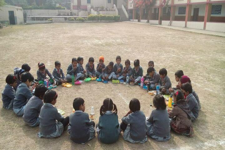 Immanuel Mission School-Sharing Activity